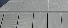 Juma Deck -komposiittilauta ja alupeitelistat